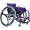 Colours Eclipse Rigid Wheelchair